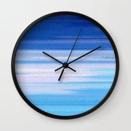 Abs Intense sky Wall Clock