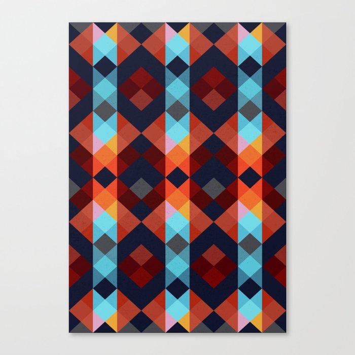 Patagonia, Sky Canvas Print