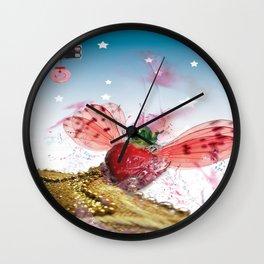 Crash ! Wall Clock