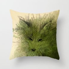 A Spirit Throw Pillow