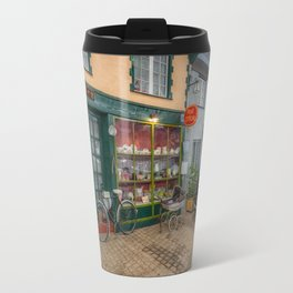 Old Town Street Travel Mug