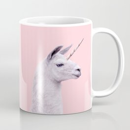 UNICORN LAMA Coffee Mug