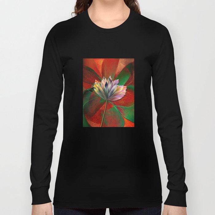 Fantasy Flower 2 Long Sleeve T-shirt