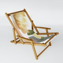 Great New Heights Abstract Sling Chair