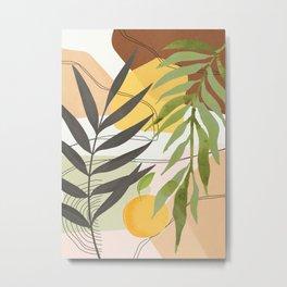 Elegant Shapes 29 Metal Print