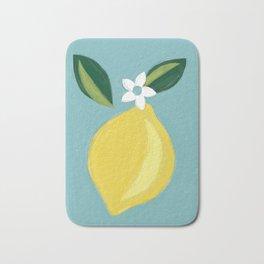 Meyer Lemon Bath Mat
