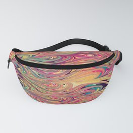 Wave Of Colors 3 Fanny Pack