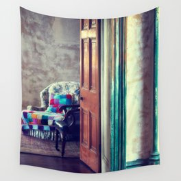Comfy Corners Wall Tapestry