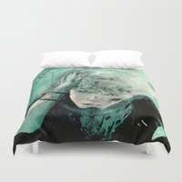 kpop Duvet Covers featuring B.A.P's ZELO by Worldandco