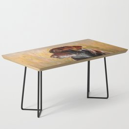 Hank Coffee Table