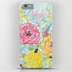 Floral Dreamland iPhone 6 Plus Slim Case
