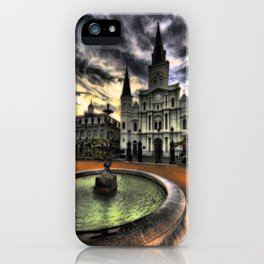 King O Ma Castle iPhone Case