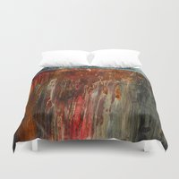 run Duvet Covers featuring Run by Cifertherhyme