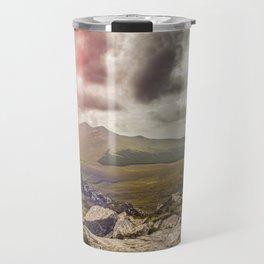 Ireland Mountain Landscape Panorama Travel Mug