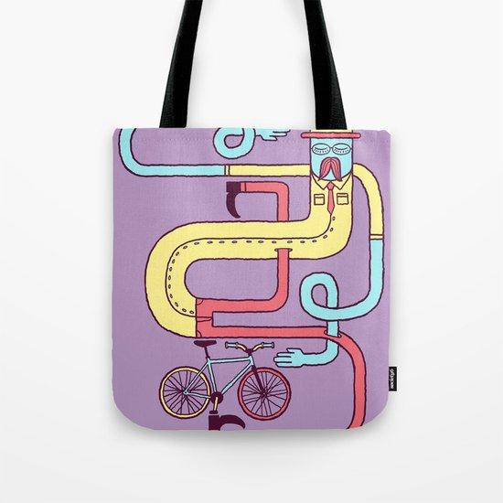 Go Riding Tote Bag