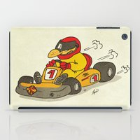 f1 iPad Cases featuring F1 by Pepan