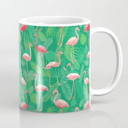 Flamingoes! Coffee Mug