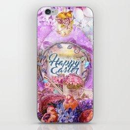 Violette Easter iPhone Skin