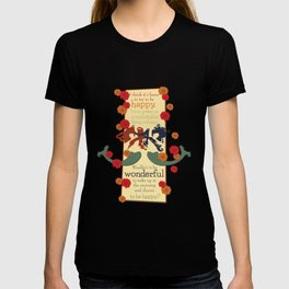 Happy Darling Mermaids T-shirt