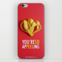You're So Appeeling iPhone Skin
