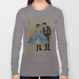 Lola and Cricket go to the dance in style Long Sleeve T-shirt