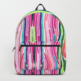 Mirrored Lines Backpack