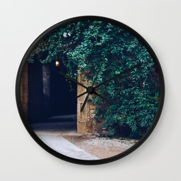 Into the Ivy, Down the Hall Wall Clock