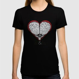 Think With Heart T-shirt