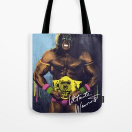 The Ultimate Warrior Tote Bag