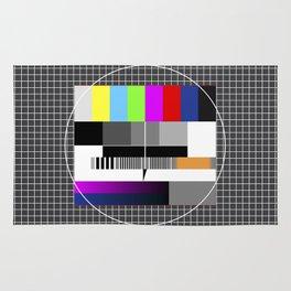 Old TV Rug
