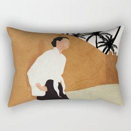 Backbone Rectangular Pillow