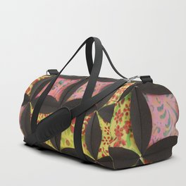 quilting windows Duffle Bag
