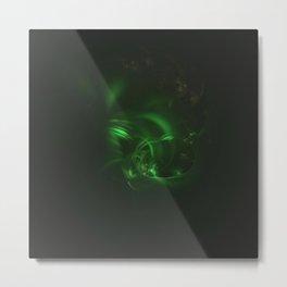 Geometric Cosmic Light 123 Metal Print