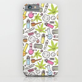 Weed Mania iPhone Case