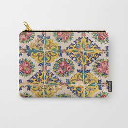 Iranian Art Carry-All Pouch