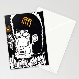 Drive by motherfocker! Stationery Cards