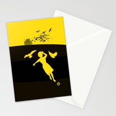 Alfred Hitchcock's The Birds Stationery Cards