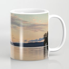 at sunset Coffee Mug