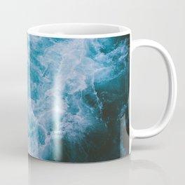 White Water Coffee Mug