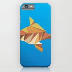 Geometric Goldfish Slim Case iPhone 6s