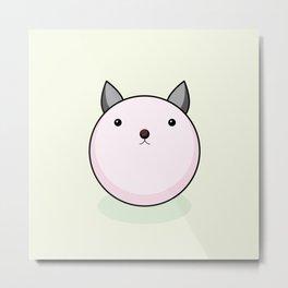 Rabbit Ball - TAMAUSAGI - Metal Print