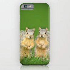 Squirrels-Brothers Slim Case iPhone 6