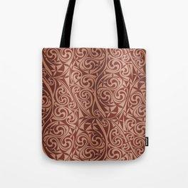 Celtic Warlord copper Tote Bag