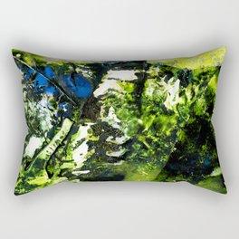 Mystic Encounter No.6B by Kathy Morton Stanion Rectangular Pillow