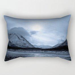 Natural Forces 2 Rectangular Pillow