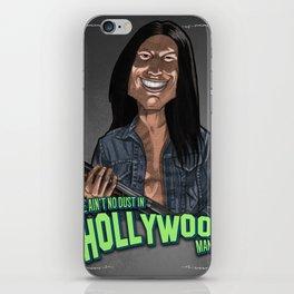 Sam Whitemoon iPhone Skin