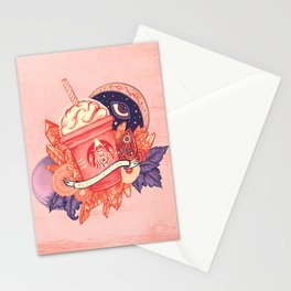 Basic Witch Stationery Cards