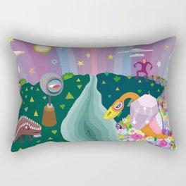 Veso Cuto & Tedo Vec Rectangular Pillow