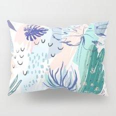 Pastel Palm Springs Pillow Sham