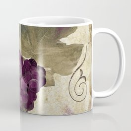 Tuscan Table Rouge Coffee Mug
